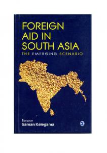 foreign aid in south asia - SDPI
