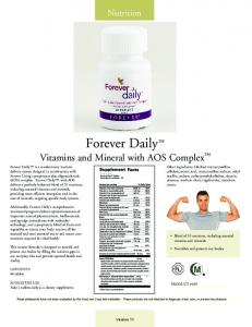 Forever Daily™ - Forever Living Products