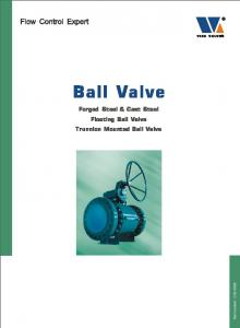 Forged Steel & Cast Steel Floating Ball Valve Trunnion Mounted ...