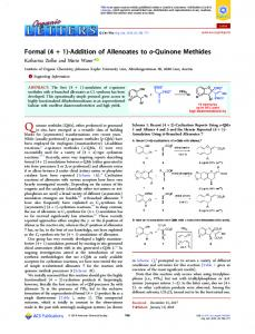 Formal - ACS Publications - American Chemical Society