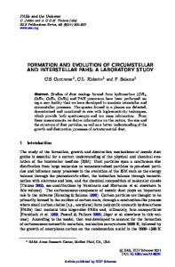 Formation and Evolution of Circumstellar and Interstellar PAHs: A