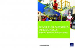 Fossil Fuel Subsidies in Indonesia: Trends ... - Asian Development Bank