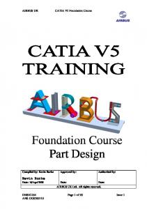 Foundation Course Part Design