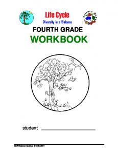 FOURTH GRADE WORKBOOK
