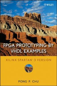 FPGA PROTOTYPING BY VHDL EXAMPLES Xilinx