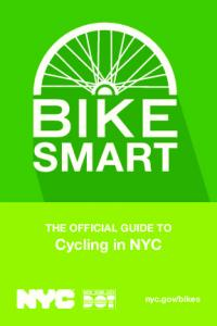 FREE! The Official Guide to Cycling in NYC - NYC.gov