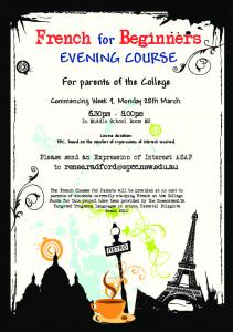 French for Beginners Flyer 2011.pdf - aisnswlanguages