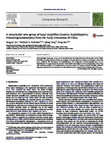 from the Early Cretaceous of China