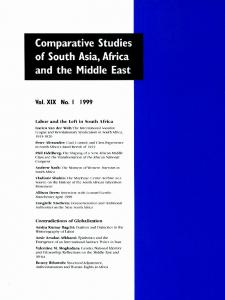 Front Matter (PDF) - Comparative Studies of South Asia, Africa and ...