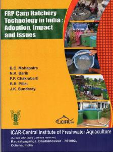 FRP Carp Hatchery Technology in India: Adoption, Impact and Issues