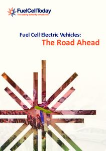 Fuel Cell Electric Vehicles: The Road Ahead