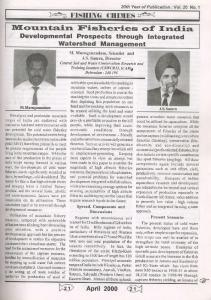 Full page photo - India Water Portal