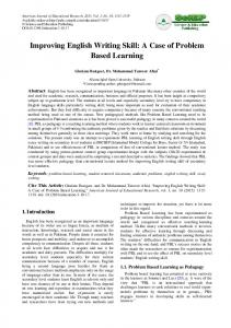Full Text PDF - Science and Education Publishing