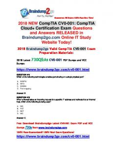 (Full-Version)2018 Braindump2go 300-180 Dumps with PDF and VCE 334Q Free Share(48-58)