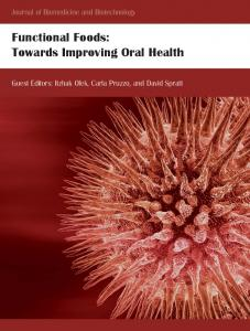 Functional Foods: Towards Improving Oral Health