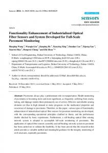 Functionality Enhancement of Industrialized
