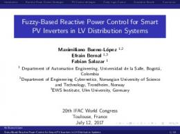 Fuzzy-Based Reactive Power Control for Smart PV ...