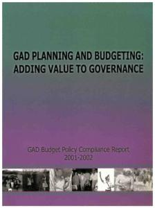 GAD Planning and budgeting.pdf - Philippine Commission on Women ...