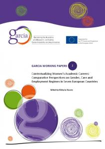 GARCIA WORKING PAPERS Contextualizing