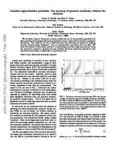 Gaussian Approximation Potentials: the accuracy of quantum ...