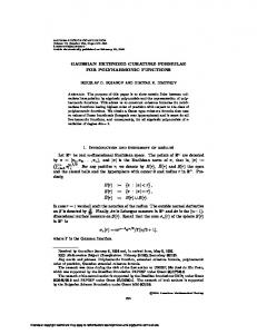 GAUSSIAN EXTENDED CUBATURE FORMULAE FOR