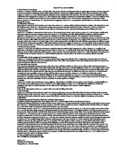 General Terms and Conditions - Adarna