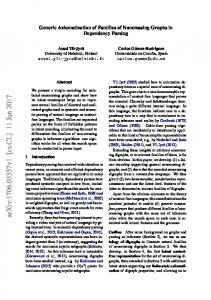 Generic Axiomatization of Families of Noncrossing Graphs in ...