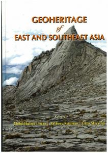 Geoheritage of East and Southeast Asia - CCOP
