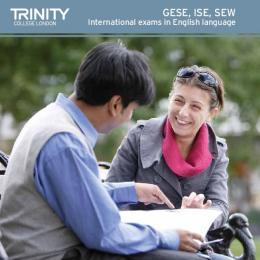 GESE, ISE, SEW - Trinity College London