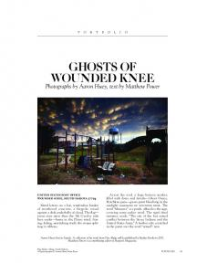 Ghosts of Wounded Knee