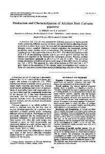 gigantea - Applied and Environmental Microbiology - American ...