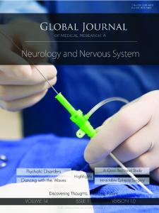Global Journal of Medical Research - Global Journals