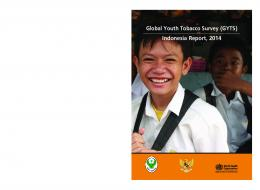 Global Youth Tobacco Survey (GYTS) - WHO South-East Asia - World ...
