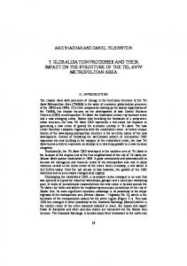 Globalization Processes and their Impact on the Structure of the