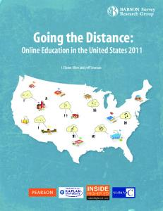 Going the Distance - Babson College