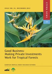 Good Business: Making Private Investments Work for