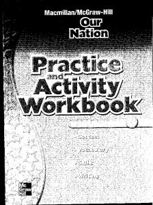 Grade 5 Practice and Activity Workbook