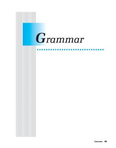 Grammar and Language Workbook, Part 1: Grammar