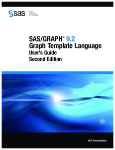 Graph Template Language User's Guide, Second Edition
