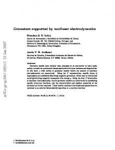 Gravastars supported by nonlinear electrodynamics