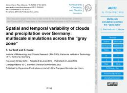 gray zone - CiteSeerXhttps://www.researchgate.net/...gray.../279237461_Spatial_and_temporal_variability_...
