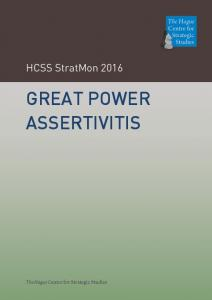 great power assertivitis - The Hague Centre for Strategic Studies