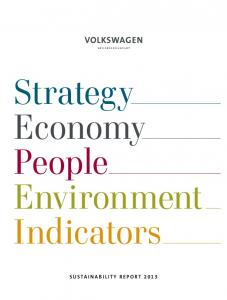 Group Sustainability Report 2013
