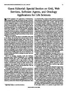 Guest Editorial: Special Section on Grid, Web Services ... - IEEE Xplore