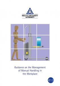 Guidance on the Management of Manual Handling in the Workplace