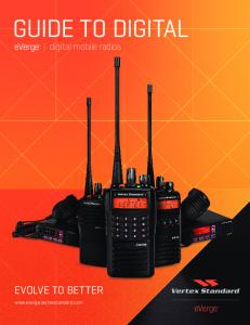 Guide to Digital Mobile Radio