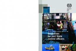 Guidelines for port State control officers - International Labour ...