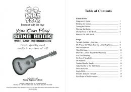 GUITAR SONG BOOK (COVER - 1)