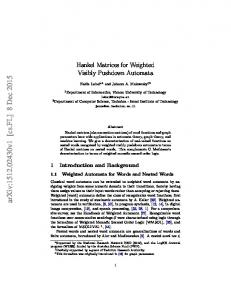 Hankel Matrices for Weighted Visibly Pushdown Automata