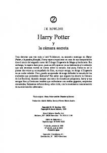 Harry Potter - guiaestudiantil.cl